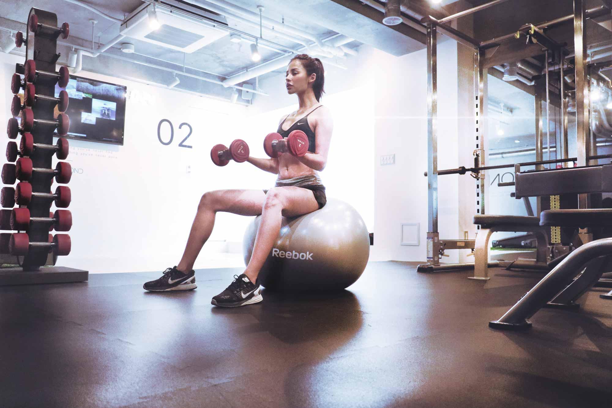 継続できる快適なトレーニング環境